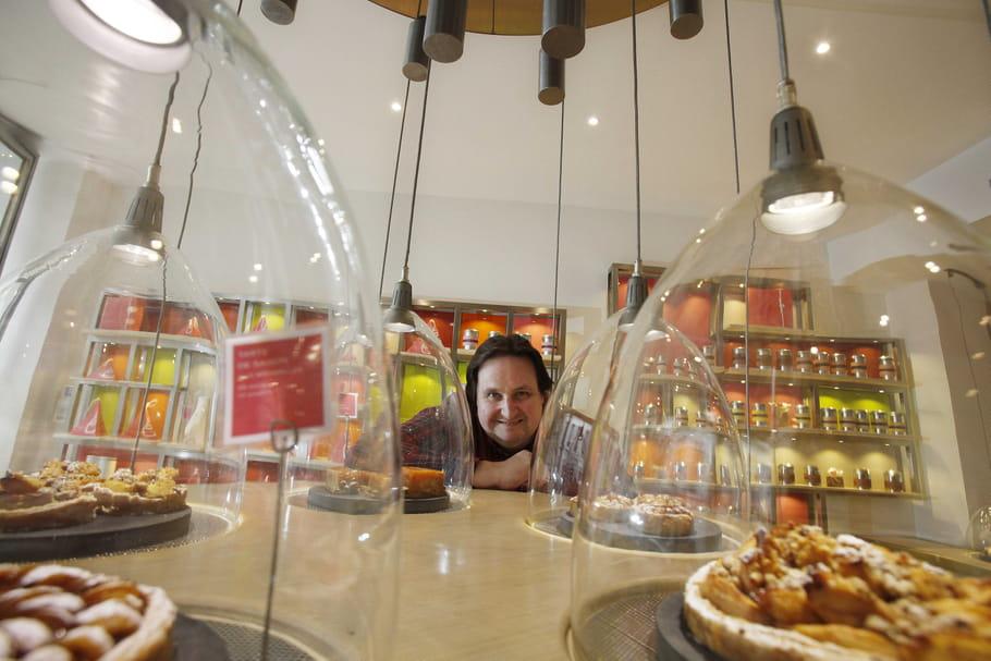 Philippe Conticini ouvre une nouvelle boutique à Paris