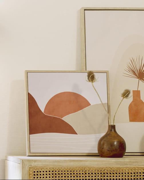 L'objet du désir: le tableau Izem de Kave Home