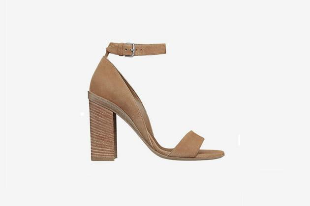 """Sandales """"Rendez-vous"""" de Hermès"""