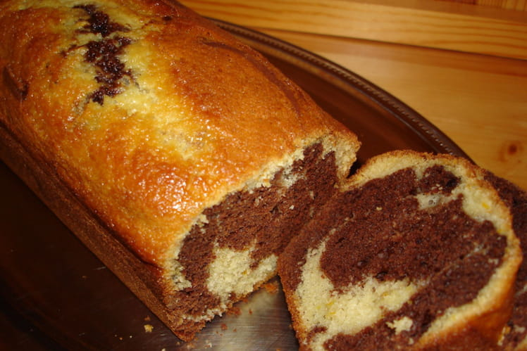 Cake choco-clémentine