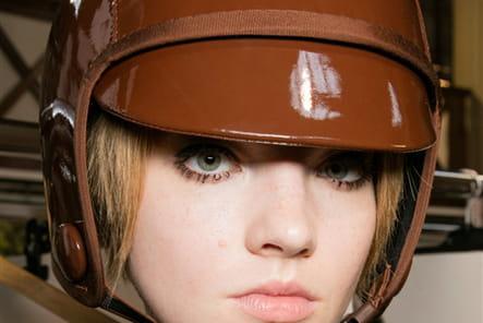 Ulyana Sergeenko (Backstage) - photo 2
