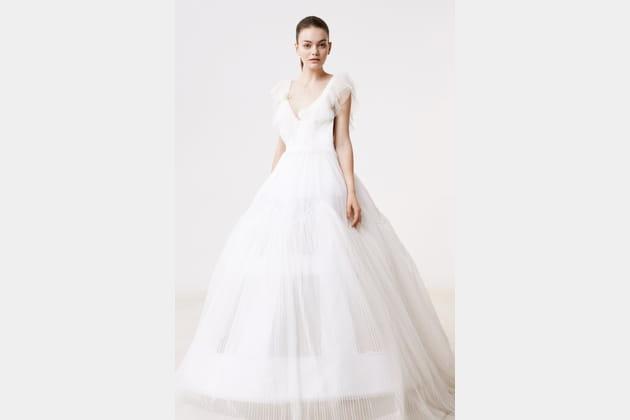 Robe de mariée Pasquier, Delphine Manivet