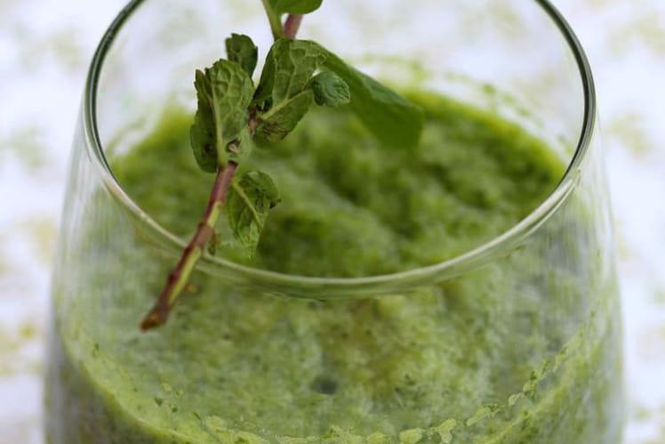Green Smoothie - boisson aux épinards