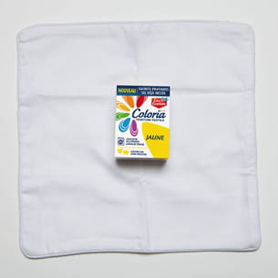 préparer le bain de teinture