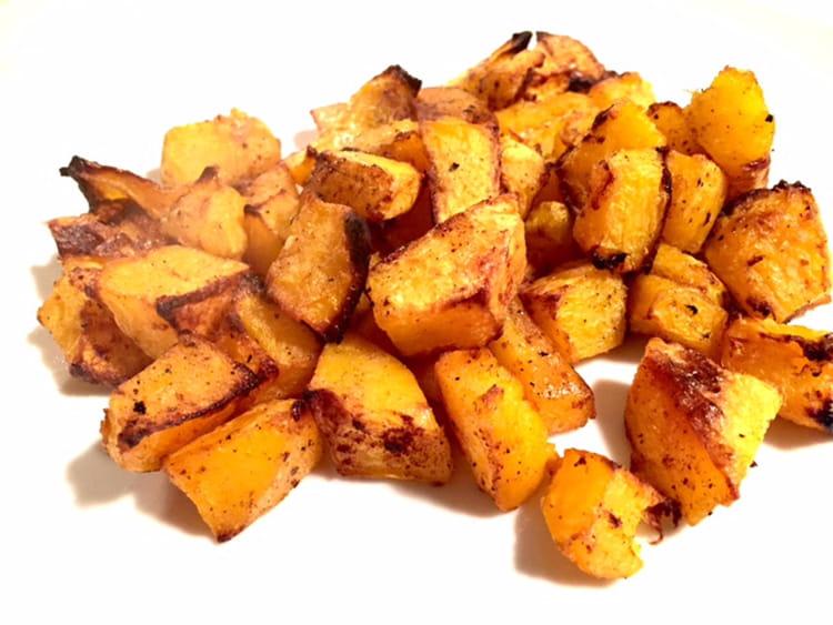 Recette De Courge Butternut Rôtie Au Four La Recette Facile - Cuisiner la courge butternut