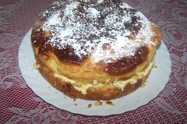 Gâteau Tropézien