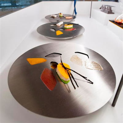 food design - germain bourre - le plat quart de tour