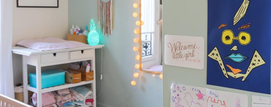 Chambre De Bébé : Idées Déco, Aménagement, Thème Pour Une Chambre De