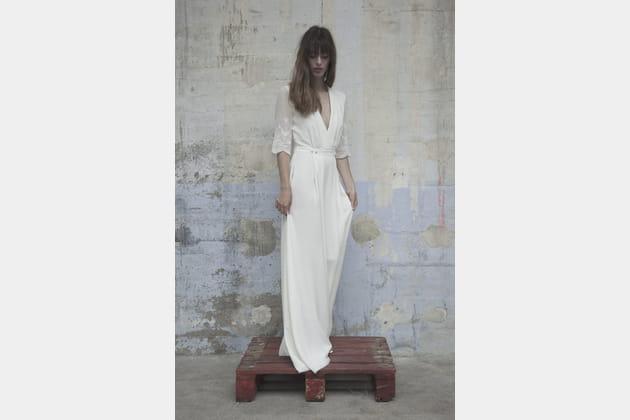Robe de mariée June d'Elise Hameau