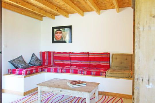 Sofa à la marocaine