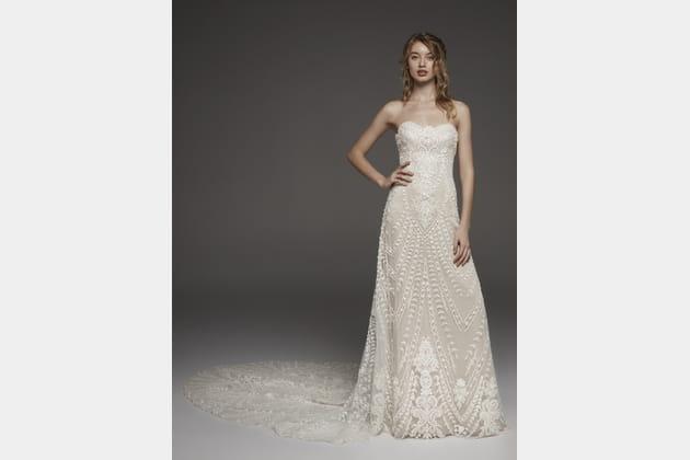 Robe de mariée Heaven, Pronovias