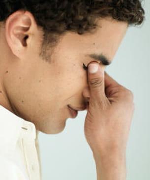 en avion, les sinus peuvent provoquer de terribles douleurs.
