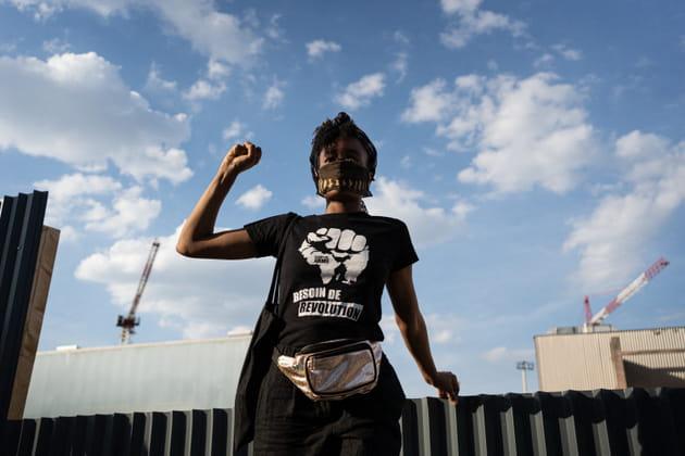 """20000manifestants réclament """"Justice pour Adama"""" sur le parvis du tribunal de Paris [PHOTOS]"""
