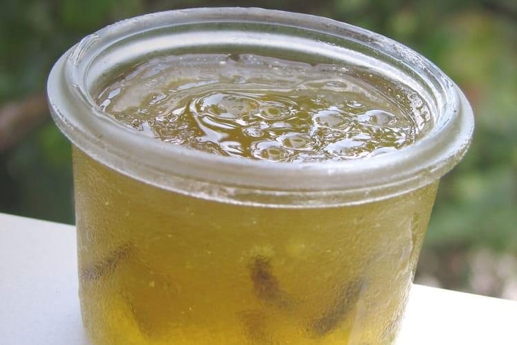 Marmelade de citrons verts