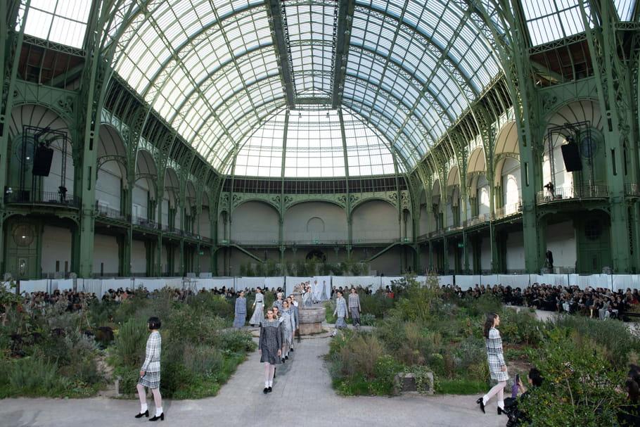Défilé Chanel haute couture printemps-été 2020: le chic comme credo