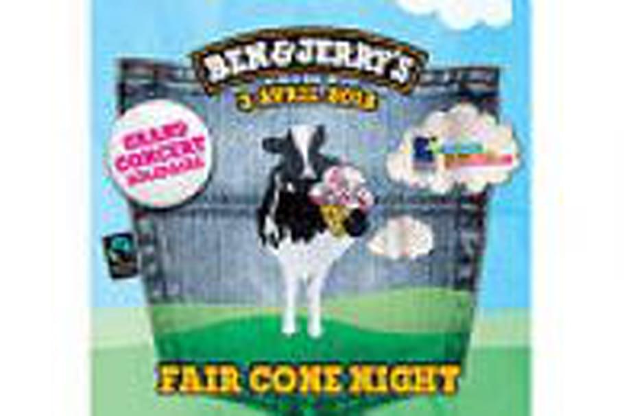 Ben & Jerry's vous fait gagner des places pour sa Fair Cone Night