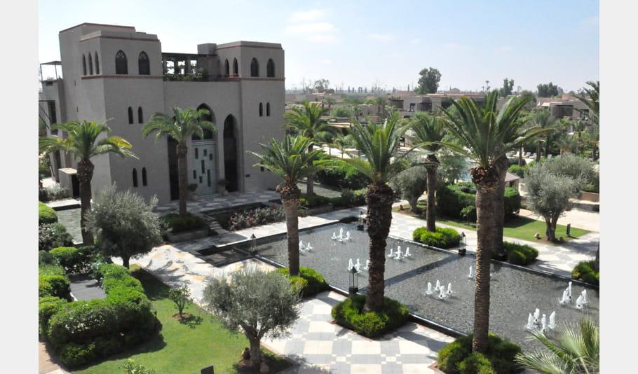 Voyage au Four Seasons Resort Marrakech