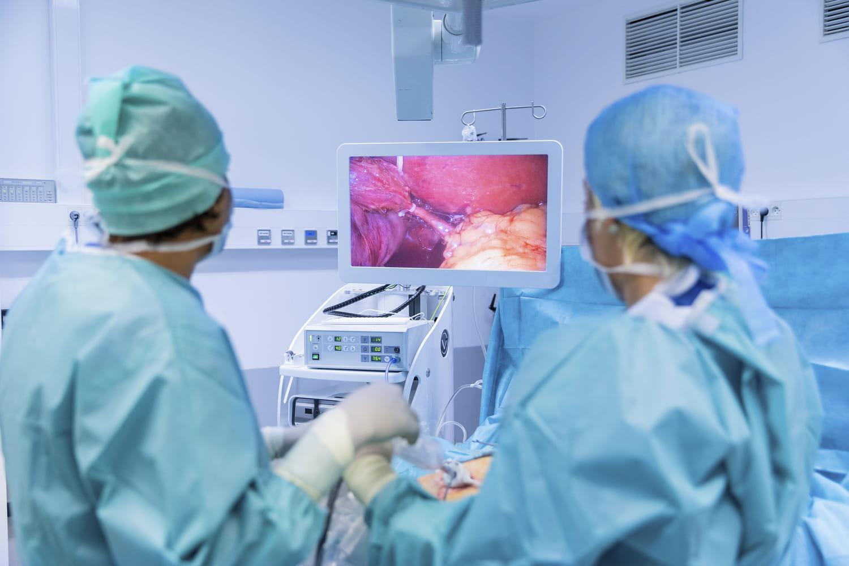 Cœlioscopie: technique, indications, convalescence