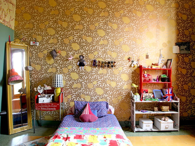La chambre aux mille et un motifs
