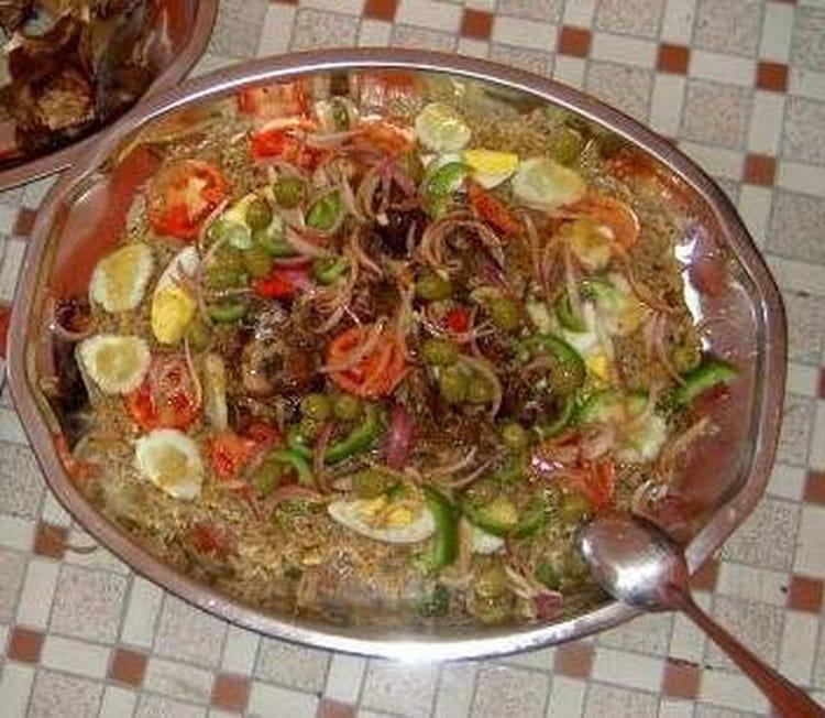 Recette de poulet yassa la recette facile - Cuisine africaine facile ...