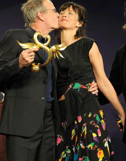 Sophie Marceau et Christophe Lambert séparation Cabourg