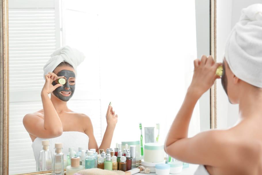 Kit de survie pour garder une belle peau quand on reste à la maison