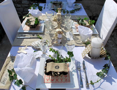 table 'spécial été'