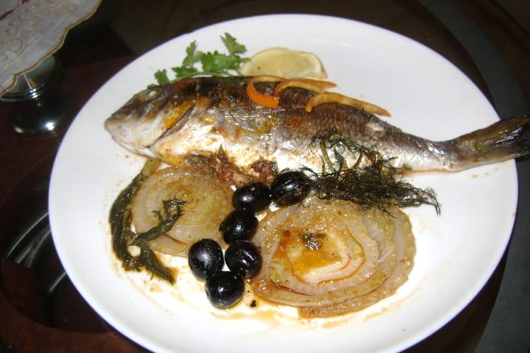 recette de poissons au fenouil et aux olives la recette facile. Black Bedroom Furniture Sets. Home Design Ideas