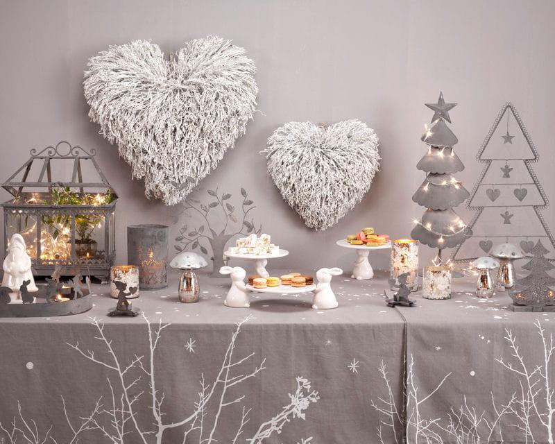 Noël argenté, Jardin d\'Ulysse