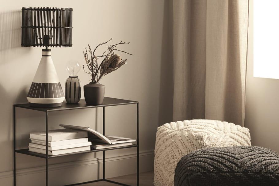 H&M Home lance sa première ligne de petit mobilier et de luminaires
