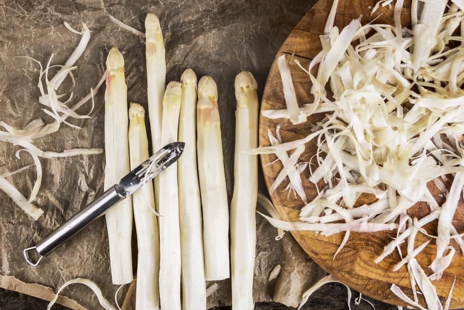 Quelle cuisson pour les asperges?