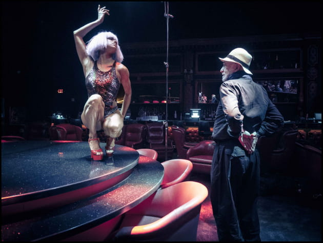 Misty Copeland, strip-teaseuse incendiaire
