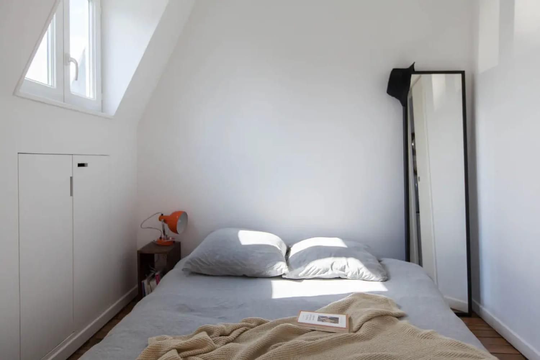 Appartement sous les toits: bonne ou mauvaise idée?