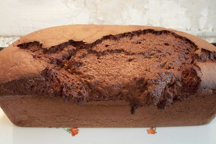 Cake au chocolat de grand-mère