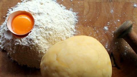 Comment faire pâte brisée sans se salir