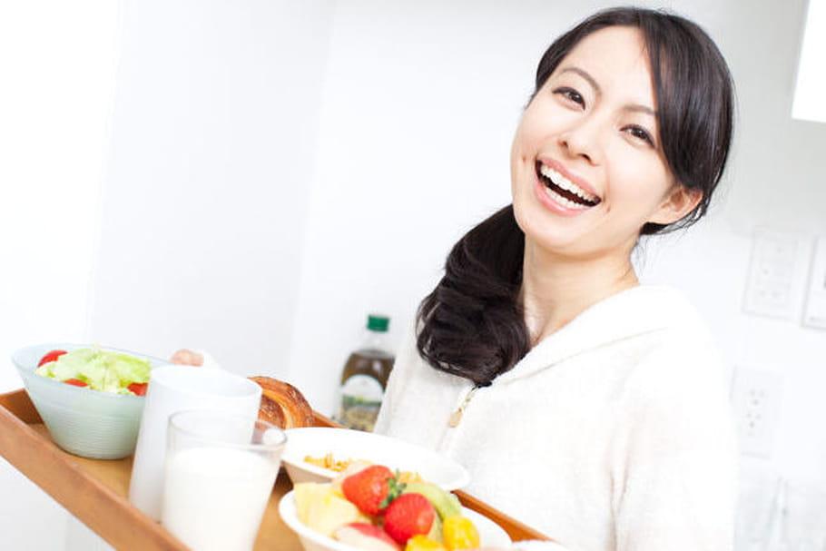 Diabète de type 2 : bien manger le matin et dîner léger