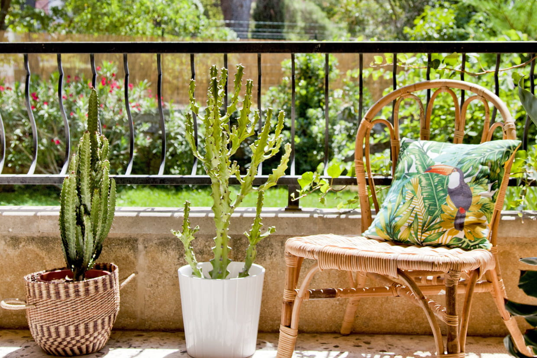 40 Idees Sympas Pour Amenager Le Balcon
