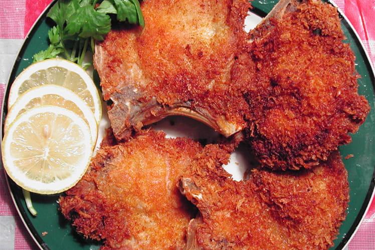 Recette de c tes de porc l 39 alentejane - Cuisiner des cotes de porc ...