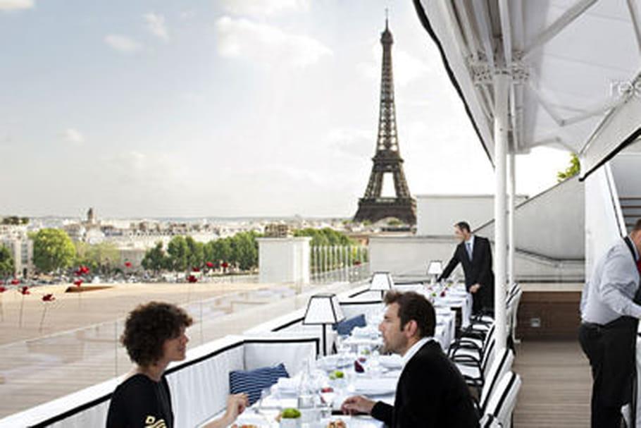 D couvrez les plus belles terrasses de paris cet t - Les plus belles terrasses ...