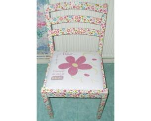 la chaise d'isabelle