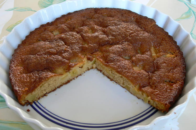 Gâteau aux pommes inratable