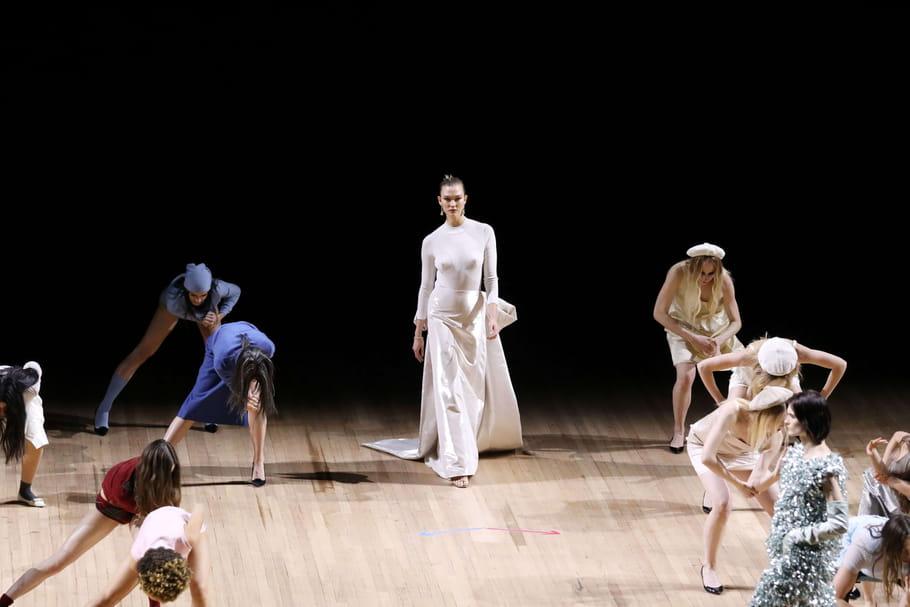 La fashion week de New Yorks'achève, place aux défilés de Londres