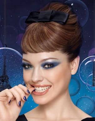 collection paris blue moonlight de bourjois.