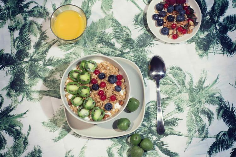 Bowl NERGI®, yaourt et muesli
