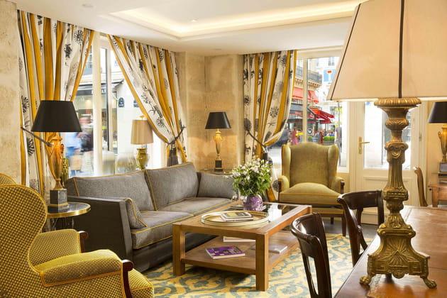 Meilleur hôtel 3étoiles: le Relais des Halles à Paris 1