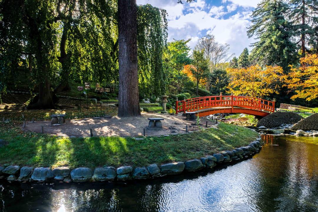 3 jardins japonais à Paris