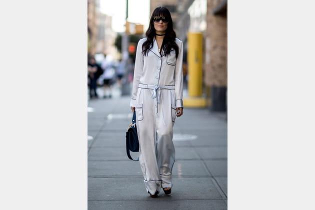 Le pyjama mode