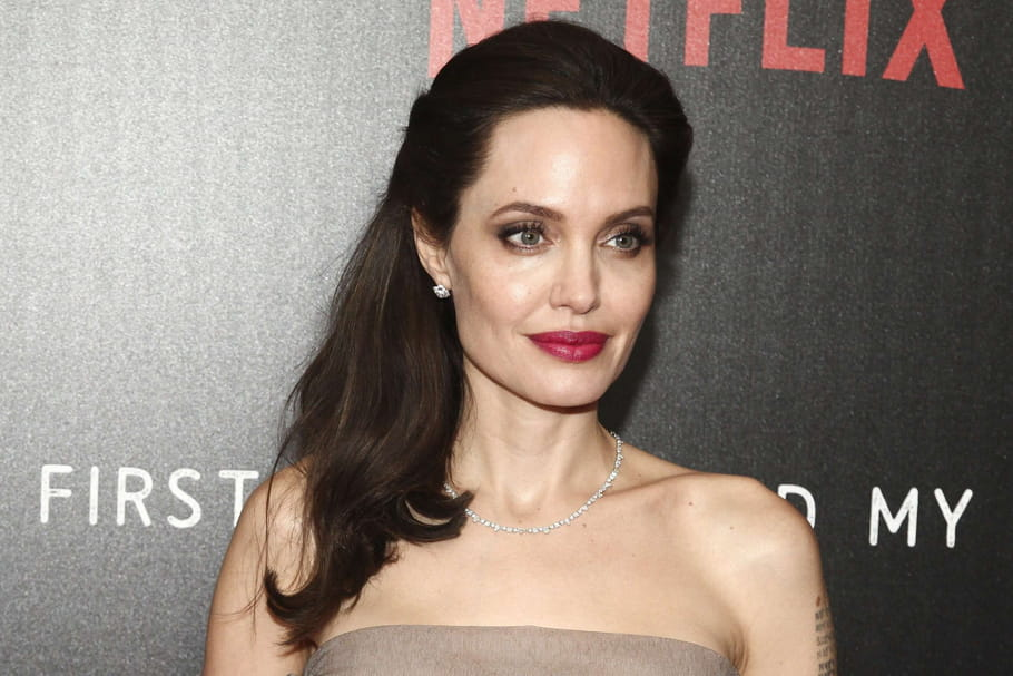 Angelina Jolie dévoile une nouvelle coupe