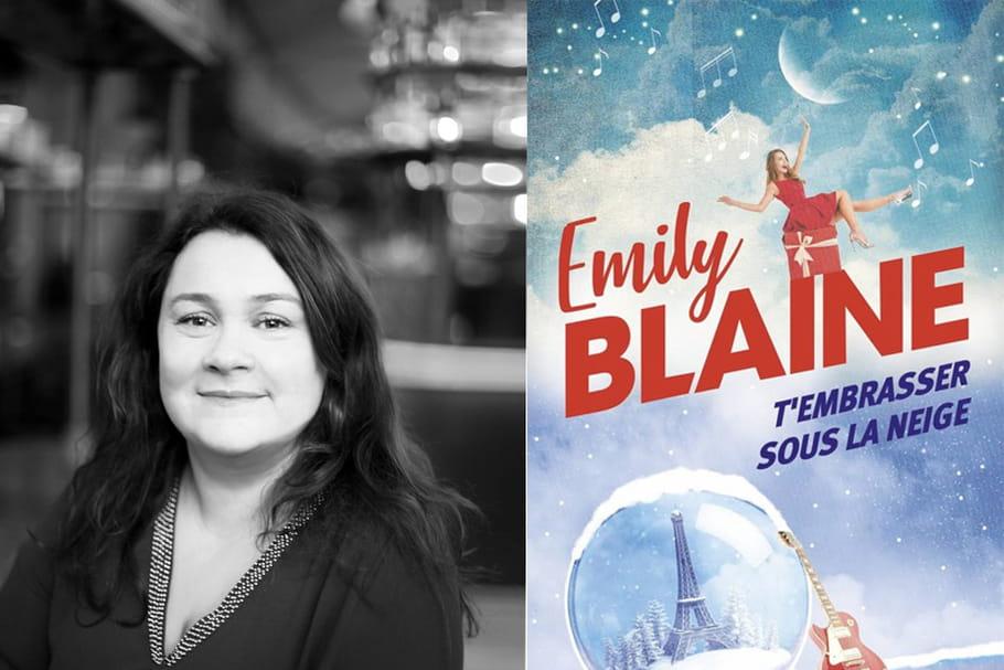 """Emily Blaine, star de la Romance: """"Lesblaguesde mon mari nefont rire que moi"""""""