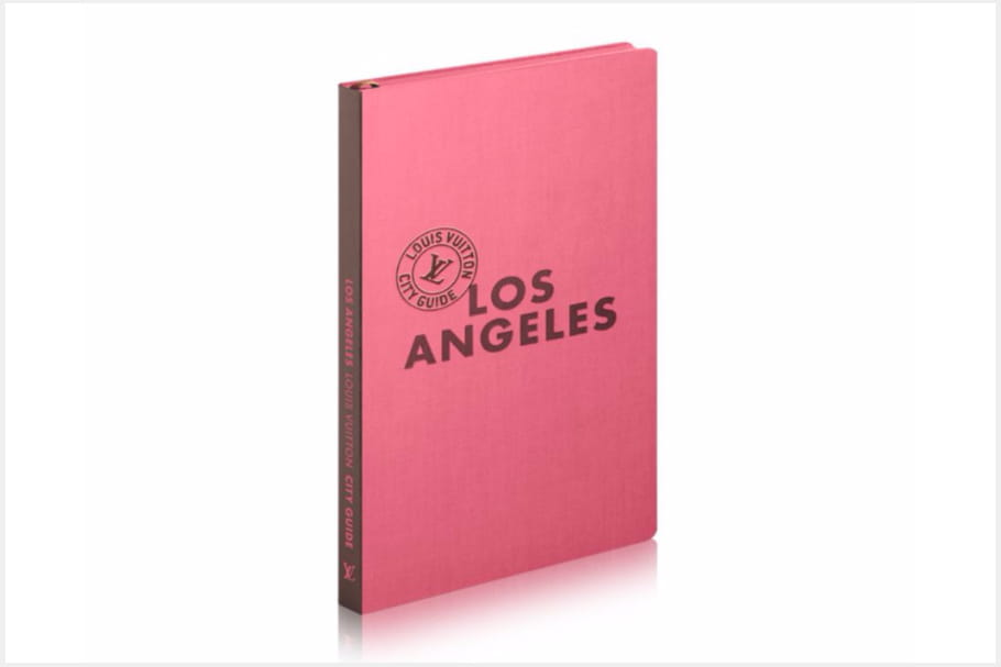 City guide LOS ANGELES de Louis Vuitton